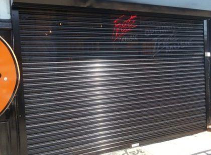 shutter door for store