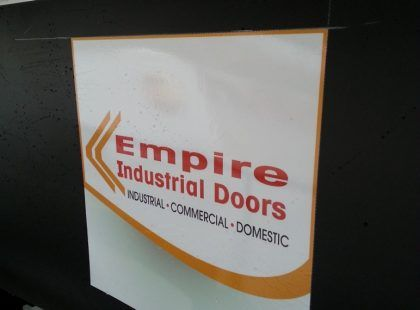 empire industrial doors logo