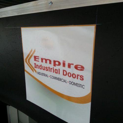 loading bays empire logo