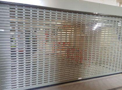 shutter door for stores