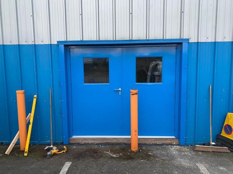 industrial-steel-doors