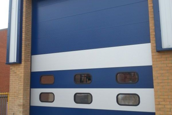 Industrial Roller Shutters in Hampshire