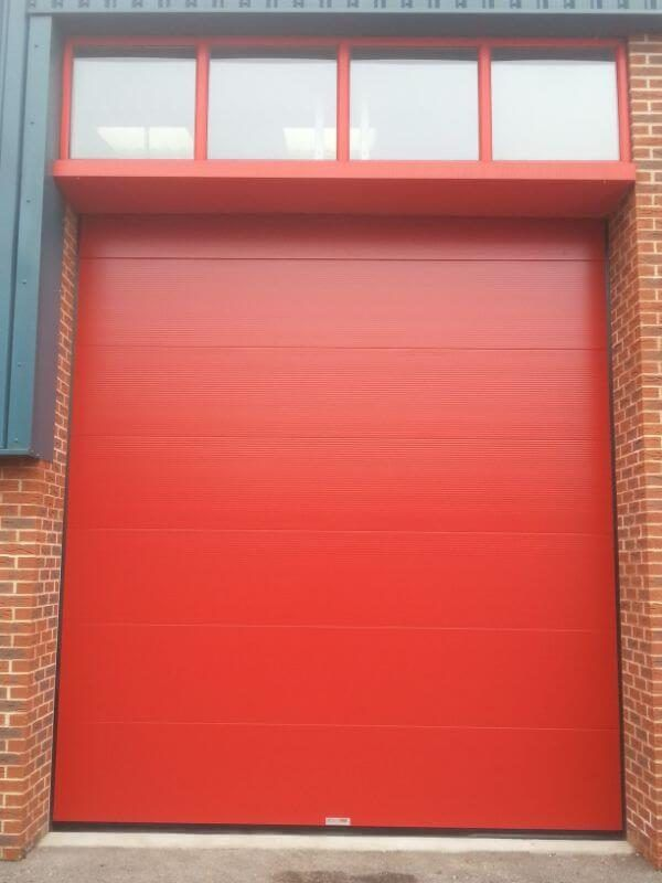 Supplying Southampton insulated roller shutters of the highest quality.