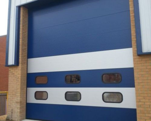 Happy to help with industrial doors, Bournemouth customers